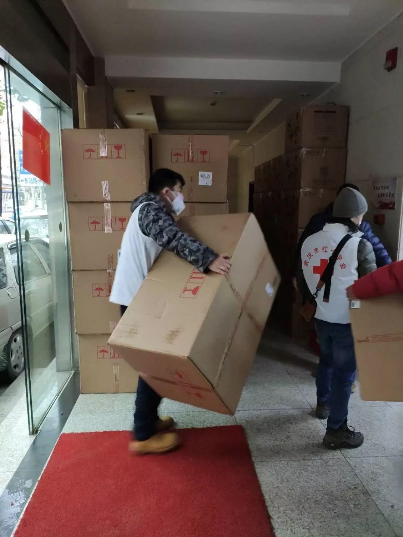 安利优生活_安利捐赠首批防疫通用物资运抵武汉:我们在一起